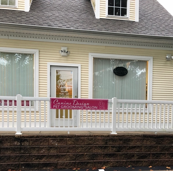 Welcome to Canine Design in Clinton, CT